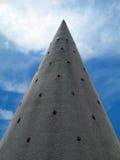 Cone furado Foto de Stock
