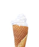 Cone Ice-cream. Stock Photo