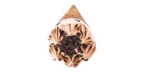 Cone Ice Cream IV Stock Image