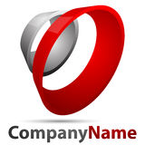 Cone Logo Stock Photo