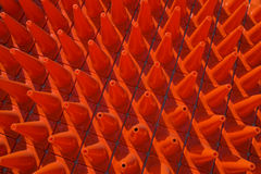 The Cone Zone Stock Image