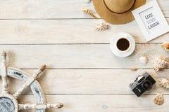 Conecpt för semester för bästa sikt för loppturismobjekt Arkivbilder