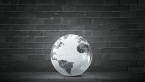 Conectando o mundo Foto de Stock Royalty Free