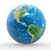 Conecte a tierra el globo libre illustration