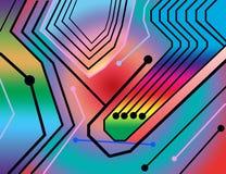Conectividad stock de ilustración