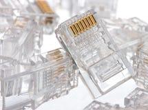 conector Imagen de archivo libre de regalías