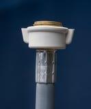 Conector da mangueira da máquina de lavar Foto de Stock Royalty Free