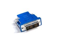 Conector de HDMI Fotografía de archivo