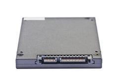 Conector de Sata del SSD de 2.5 pulgadas Fotografía de archivo libre de regalías