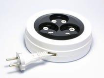 Conector elétrico Imagens de Stock Royalty Free