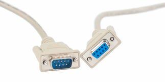 Conectores Imagem de Stock Royalty Free