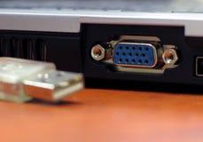 Conectores Imagens de Stock