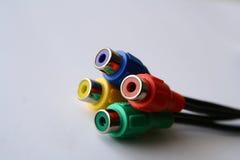 Conectores compostos Imagens de Stock Royalty Free