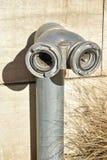 Conectores da boca de incêndio de fogo imagens de stock