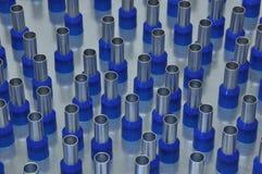 Conectores elétricos Foto de Stock Royalty Free