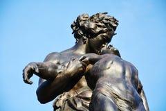Conegliano, memorial statue, detail Stock Photo