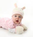 Conejito del bebé Imagen de archivo