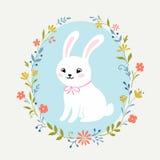 Conejo ilustración del vector
