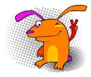 Conejo de la cadera libre illustration