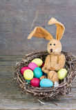 Conejo de Pascua Imagen de archivo libre de regalías