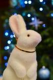 Conejo del Año Nuevo Fotos de archivo