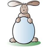 Conejo del este ilustración del vector