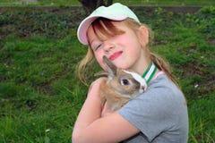 Conejo encantador Foto de archivo