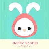 Conejo Pascua Imagen de archivo libre de regalías