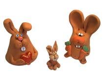 Conejos 1 Imagen de archivo libre de regalías