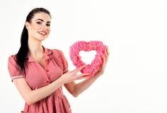 Conept de coeur et d'amour Photographie stock libre de droits