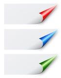 coners fryzujący papier royalty ilustracja