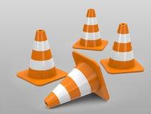 The cones Stock Photo