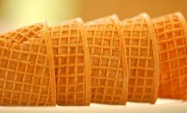 Cones do açúcar Fotos de Stock