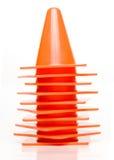 Cones do tráfego Foto de Stock Royalty Free