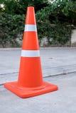 Cones do tráfego Fotografia de Stock Royalty Free