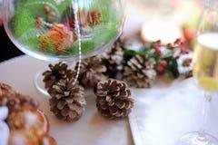 Cone Decoration Royalty Free Stock Photo