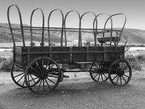 Conestoga Wagon Royalty Free Stock Image