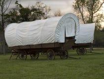 Conestoga Wagons stock images