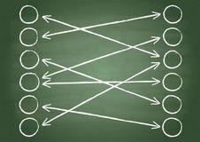 Conexão Imagem de Stock