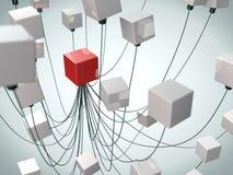 Conexão Fotografia de Stock