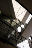 Conexão de ponte Aero fotografia de stock royalty free