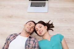 Conexão do amor. Foto de Stock Royalty Free