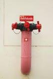 conexão do departamento dos bombeiros Imagens de Stock Royalty Free