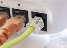 Conexão do telefone Imagem de Stock Royalty Free