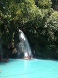 conexão em cascata das cachoeiras Foto de Stock Royalty Free
