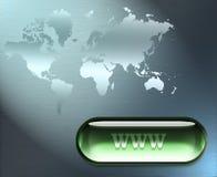 Conexão a internet Fotos de Stock