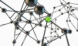 Conexões mecânicas Foto de Stock Royalty Free