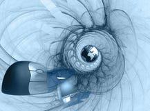 Conexões mundiais Fotos de Stock