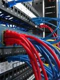 Conexões de rede Imagens de Stock Royalty Free