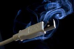 Conexión caliente Imagen de archivo libre de regalías